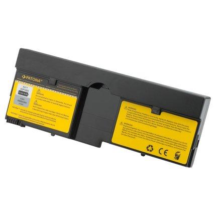 Patona Battery IBM Thinkpad X41 X41 X41T Tablet 1866 1867 1869