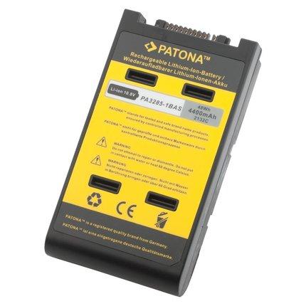 Patona Accu Toshiba Tecra A1, A8-EZ8311, A8-EZ8312, A8-EZ8313