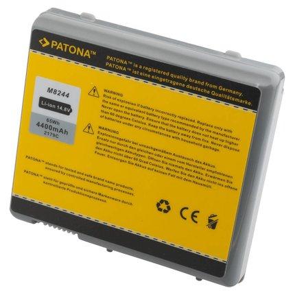 Patona Accu Apple PowerBook G4 DVI,Titanium,15-inch Titanium