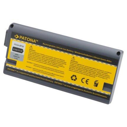 Patona Battery Sony PCGA-BP2E, PCGA-BP2EA, VGP-BP2EA, A17GP