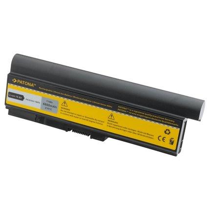 Patona Battery Toshiba Satellite M300-600, M300-700-R, M-338, M-339