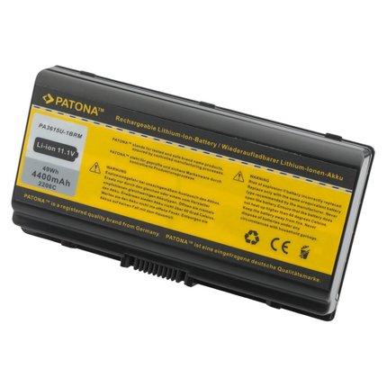 Patona Battery Toshiba Satellite L40 L-40 L40-13S L40-14N L40-14Y L40-15V L40-17S