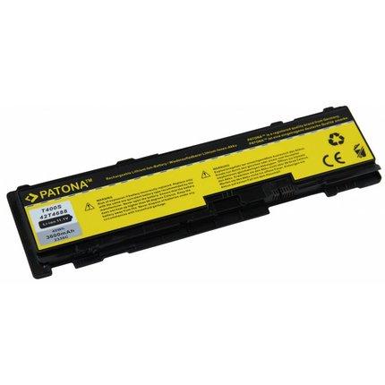 Patona Battery IBM Lenovo Thinkpad T410s T400s 51J0497 42T4690 42T4691