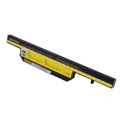 Patona Battery Clevo 6-87-C480S-4G4 6-87-c480s-4g41 6-87-C480S-4G4B