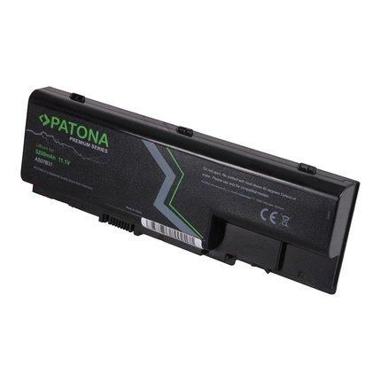 Patona Premium accu Acer Aspire 5310 5520-6A2G12Mi 5710Z 5720 11,1V