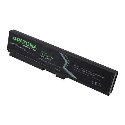 Patona Premium Toshiba PA3817 battery Satellite L700 L730 L750-1DJ 18R L755-14P