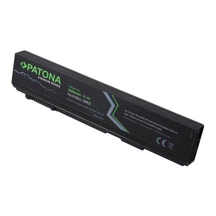 Patona Premium Toshiba PA3788 battery PA3788U-1BRS PABAS223 B450 / B452 B / F