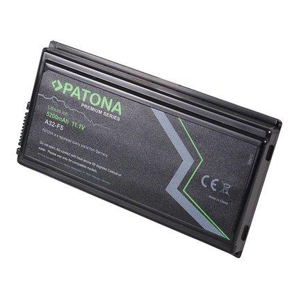 Patona Premium battery ASUS A32-F5 X50 F5 F5C F5GL F5M F5N F5R F5RI