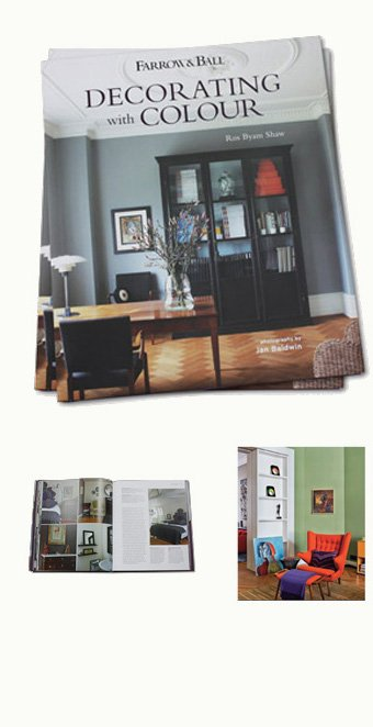 farrow and ball decorating with colour. Black Bedroom Furniture Sets. Home Design Ideas
