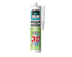 Bison Acrylaatkit wit 30 minuten