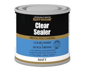 Rust-Oleum Clear Sealer