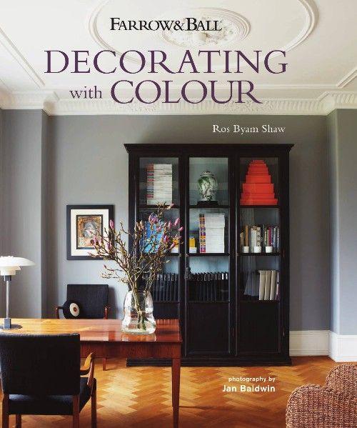 farrow ball boek decorating with colour online kopen. Black Bedroom Furniture Sets. Home Design Ideas