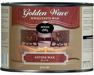Golden Wave Antiekwax