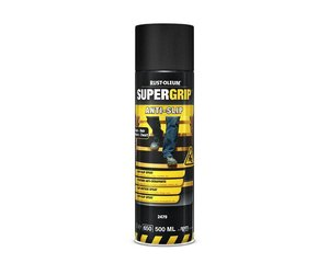 Rust-Oleum Supergrip Antislip Spray Zwart