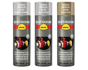 Rust-Oleum Hard Hat Metallic