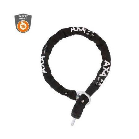 AXA Insteekketting DPI 110 CM ART-2 Zwart voor ringsloten Solid Plus, Defender en Victory