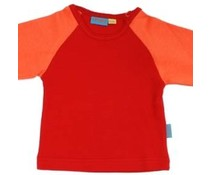 Obaby-babykleding duo colour shirt