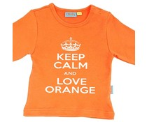 Keep Calm Oranje shirt