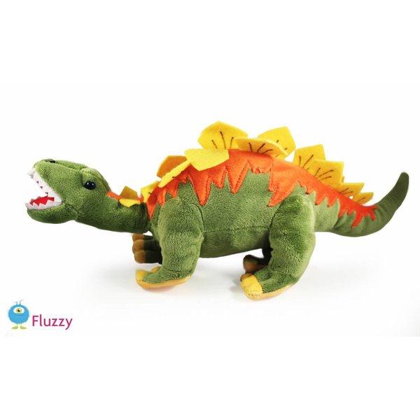 Dinosaurus knuffel: Stegosaurus
