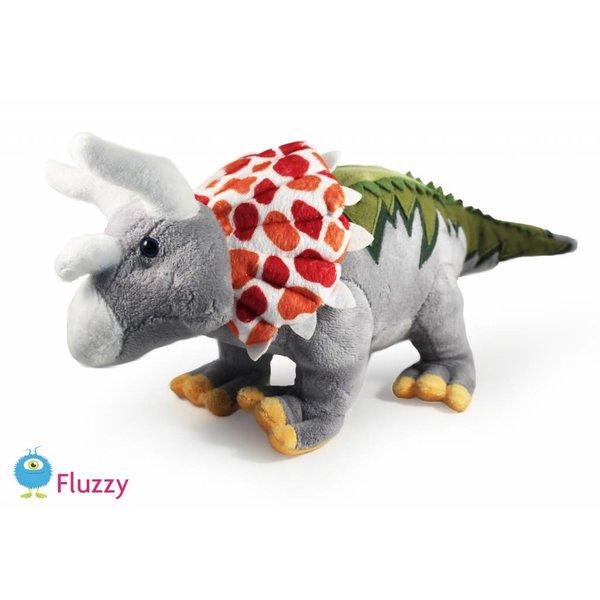 Dinosaurus knuffel: Triceratops