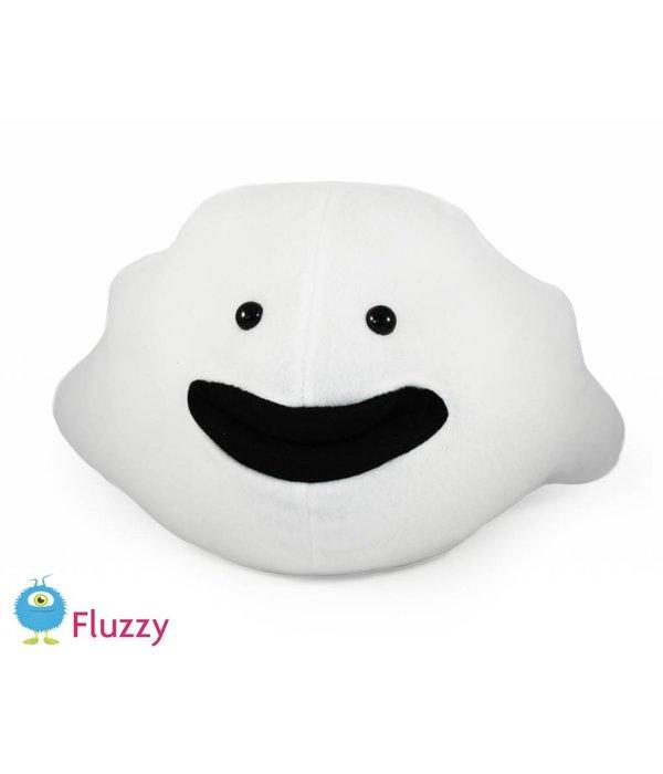 Weer knuffel handpop: wolk