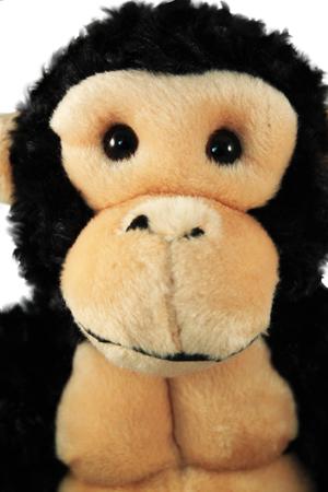Fluzzy knuffel chimpansee