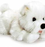 Hond knuffel Westie (West Highland white terrier)