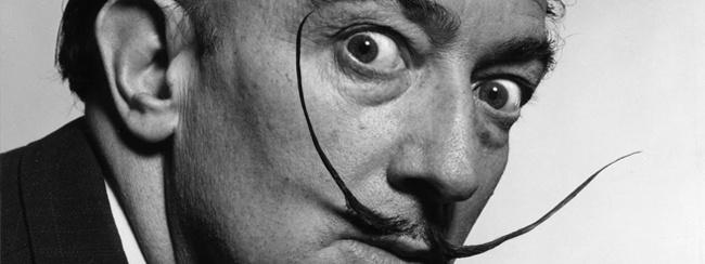 De vreemde huisdieren van kunstenaar Salvador Dalí