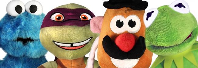 Nieuwe knuffels in de webshop van Fluzzy!