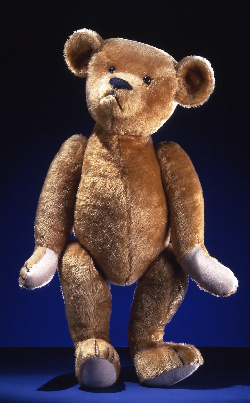 Eerste teddybeer van Morris Michtom
