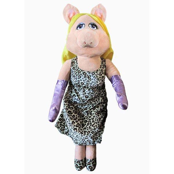 Muppets Miss Piggy knuffel (65 cm)