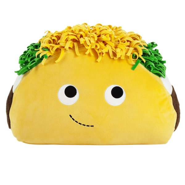 Yummy World Taco knuffel: Flaco Taco