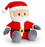 Kerst knuffel Kerstman