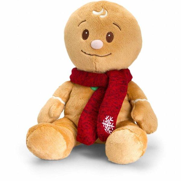 Kerst knuffel Koekmannetje (Gingerbread Man)