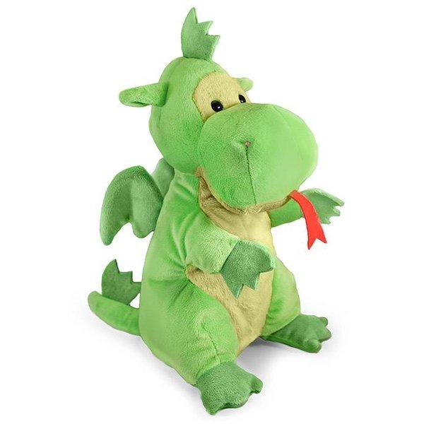 Draak knuffel (25 cm) groen