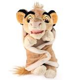 Disney: Lion King Disney Lion King Simba baby knuffel met doek