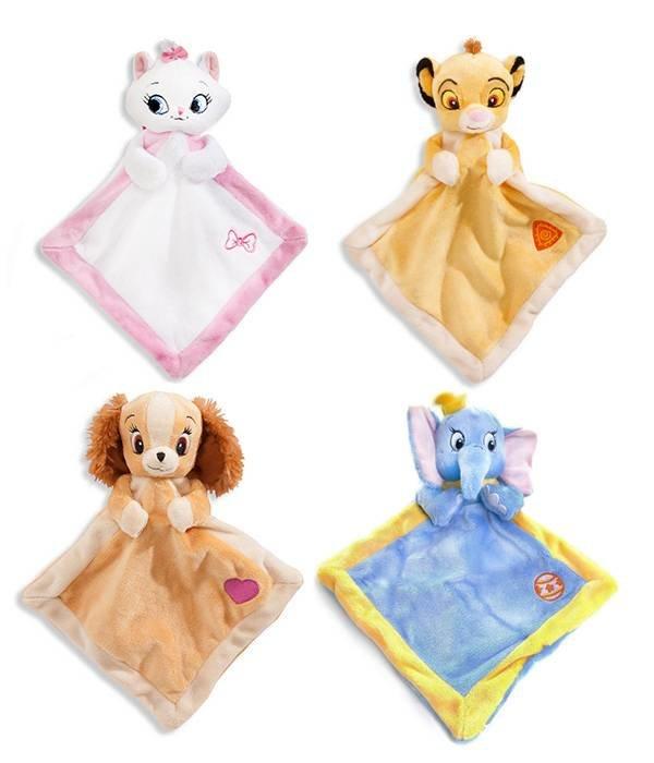 Disney: Aristokatten Disney Aristokatten Marie baby knuffeldoekje