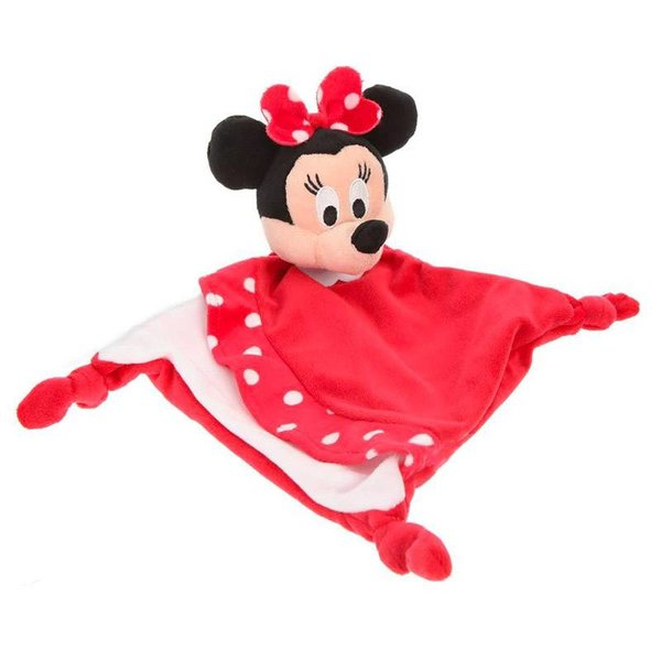 Disney Minnie Mouse baby knuffeldoekje