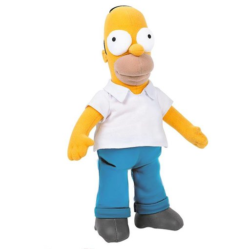 Simpsons Simpsons Homer Simpson knuffel (40 cm)