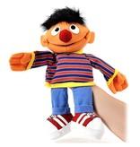 Sesamstraat Sesamstraat handpop knuffel Ernie