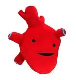 I Heart Guts I Heart Guts Hart knuffel