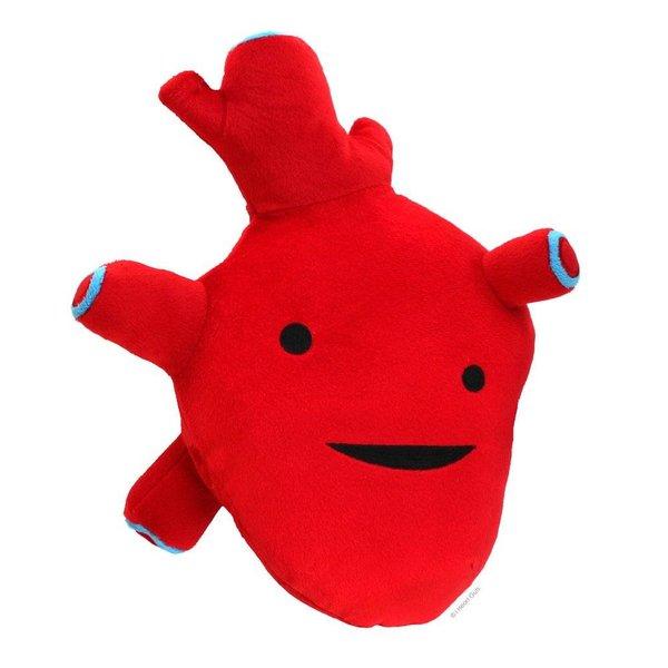 I Heart Guts Hart knuffel