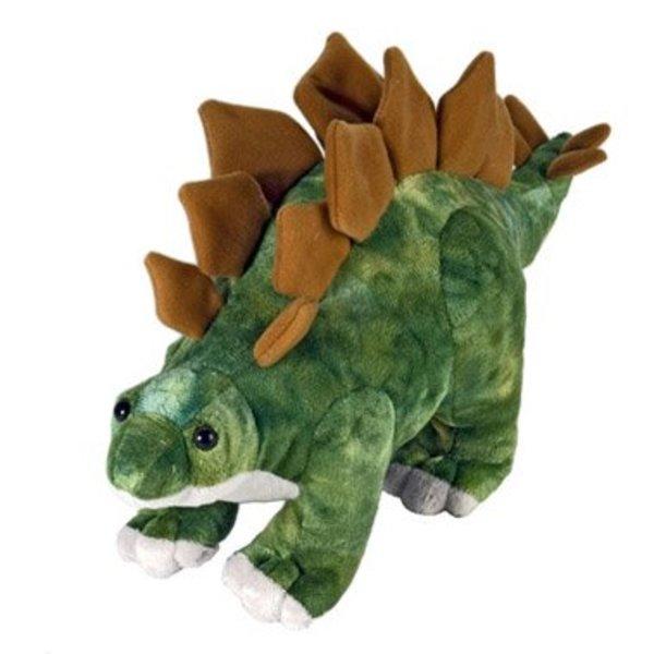 Dinosaurus knuffel Stegosaurus (38 cm, Wild Republic)