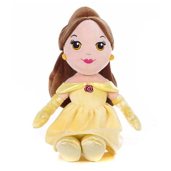 Disney Princess Belle knuffel Beauty and the Beast