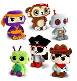 Toybox (by Keel Toys) Toybox knuffel: Cowboy