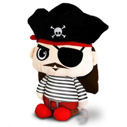 Toybox (by Keel Toys) knuffel: Kapitein Piraat