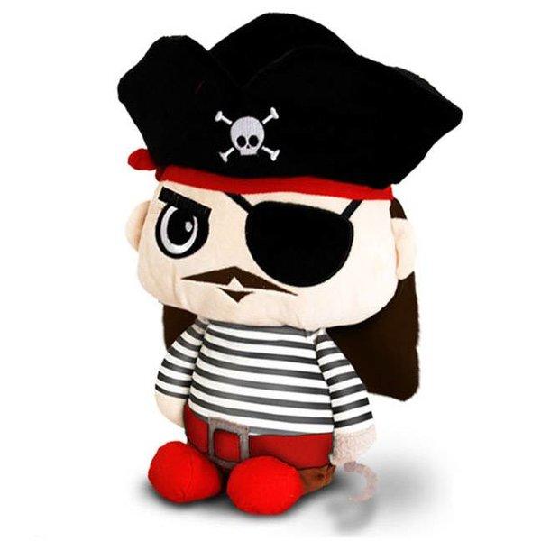 knuffel: Kapitein Piraat
