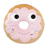 Yummy World Yummy World Donut knuffel Yummy (roze, 25 cm)