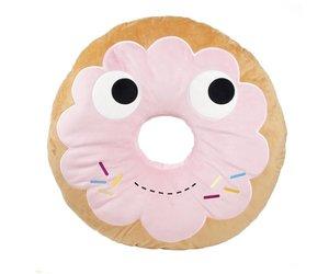 Donut knuffel: yummy yummy wolrd fluzzy