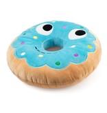 Yummy World Yummy World Donut knuffel Yummy (blauw, 40 cm)